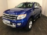 Ford Ranger 2.2 TDCi Limited Double Cab Pickup 4x4 4dr (EU5)