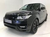 Land Rover Range Rover Sport 5.0 V8 Autobiography Dynamic 4X4 (s/s) 5dr